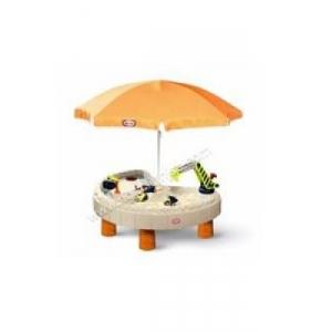 Bể chơi cát nước mô hình công trường có ô