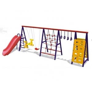 Bộ thang leo vận động đa năng